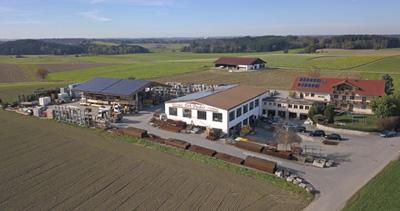 Sebastian Pauker Bauunternehmen GmbH – Firmengelände